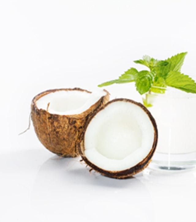 天然椰子油 ,徹底清潔