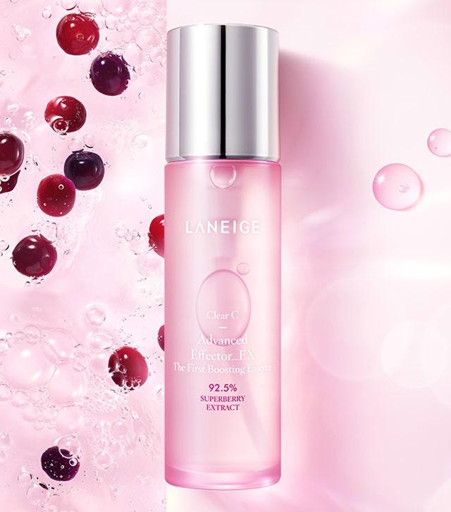 活化肌膚莓果精萃 日夜調理肌膚