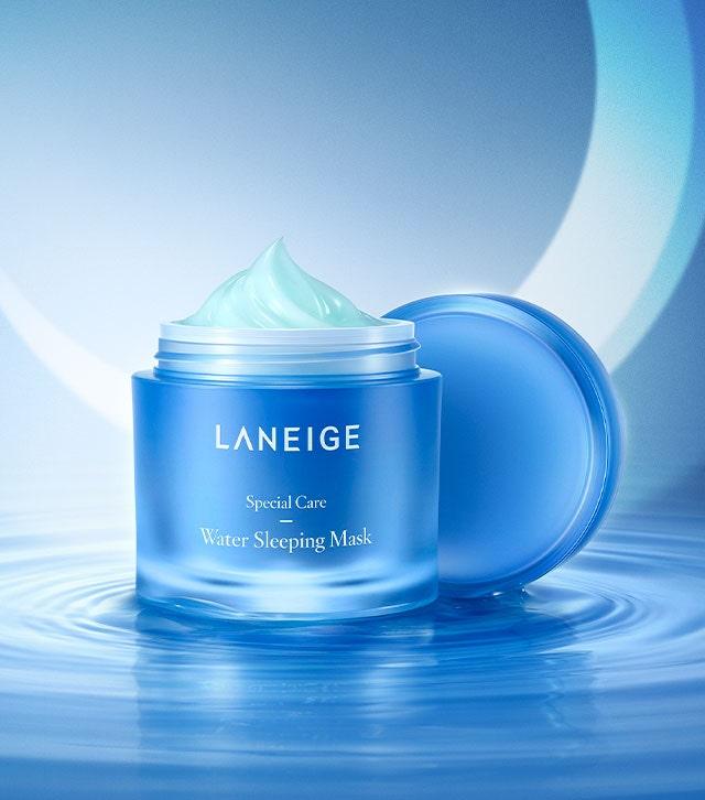 MOISTURE WRAP™ 包膜鎖水科技,幫助肌膚在整個夜晚保持水分